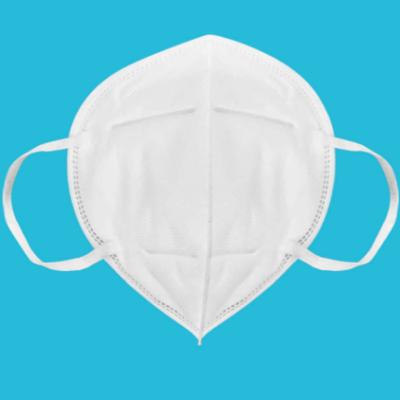 FFP2 QA Schutzmaske von vorn Präsentation
